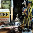 スイスガードと魔法のランプ
